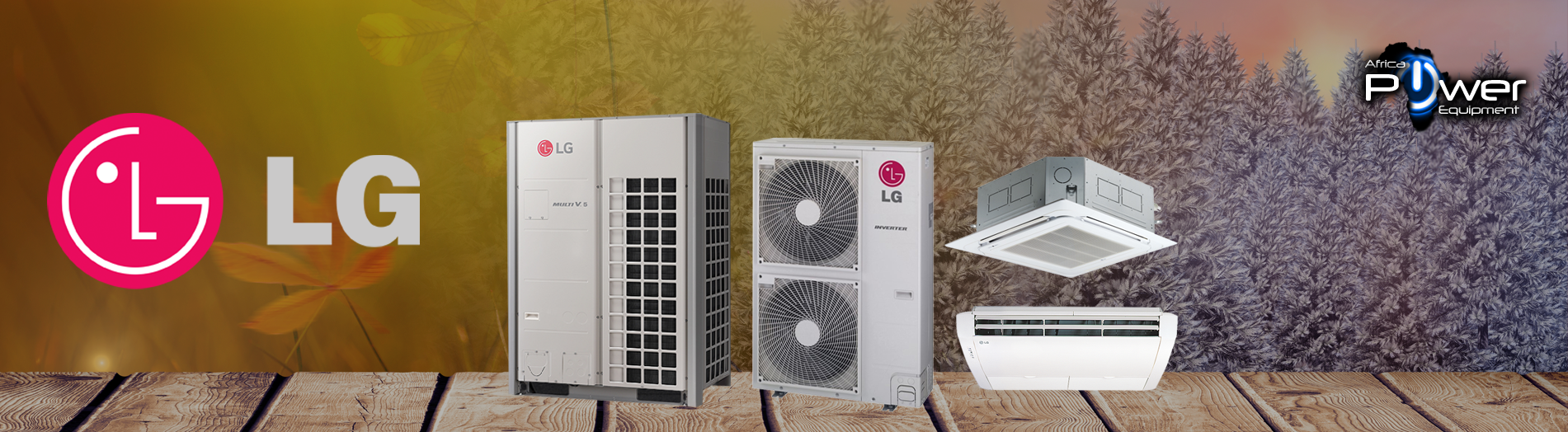 LG Air Conditioning South Africa: Life's Good with LG Air